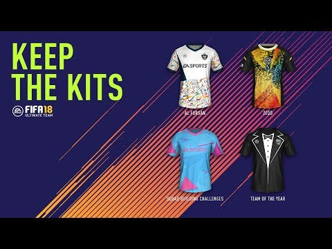 Fifa 18 -  How To Unlock Free Rare Kits!