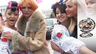 Ukraine Has Become the European Capital of Illicit Sex Tourism (2010)