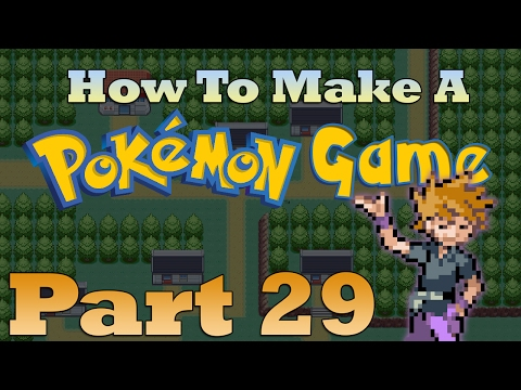 How To Make a Pokemon Game in RPG Maker - Part 29: Rivals