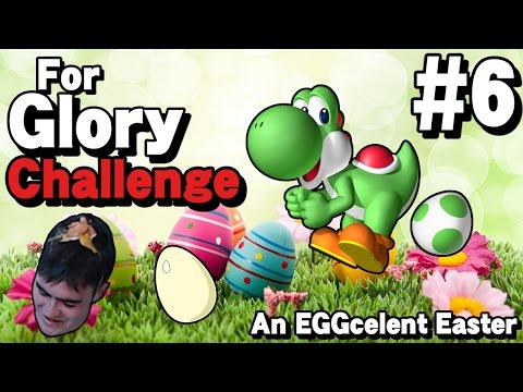 An EGGcelent Easter - For Glory Challenge #6