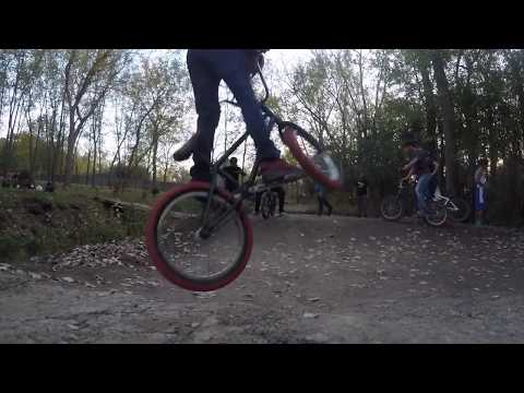 A Normal Day Of Riding