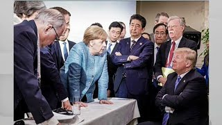 G7 summit successful but trade differences remain