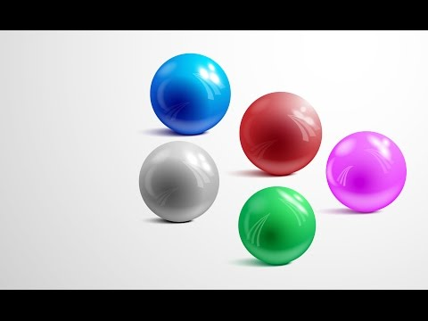 How to create 3D bubble Design in illustrator 😱
