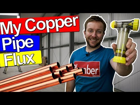 PIPE FLUX - WHICH ONE DO I USE - Fluxuator Review