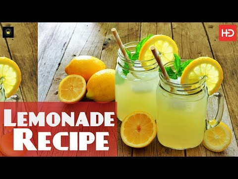How To Make Lemonade By Chef Food | Lemo Pani Recipe | Iftar Drinks | Ramadan Special Drinks