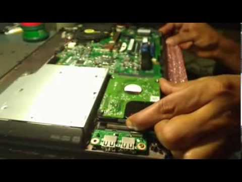 Acer Aspire Hard Drive Replacement (Part 2)