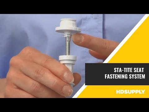 STA-TITE Seat Fastening System - HD Supply Facilities Maintenance