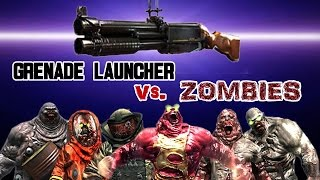 Dead Trigger 2 Rocket Launcher Mk10 Vs Zombies Hd