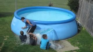 Pool Destruction