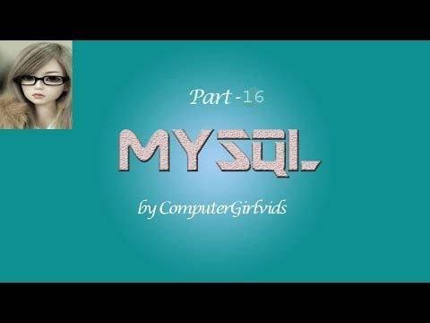 Mysql Tutorial in Hindi Part 16 Inner Join