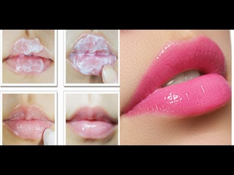 After Using This Ingredient You'll Never Use Any lipstick  Your Lips Will Look Naturally Pink