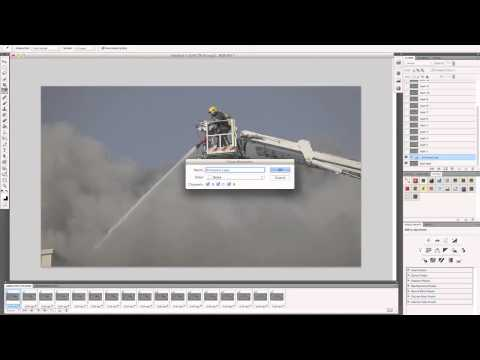 Pro Tips: Cinemagraph Tutorial for Photoshop CS5 (English Language)