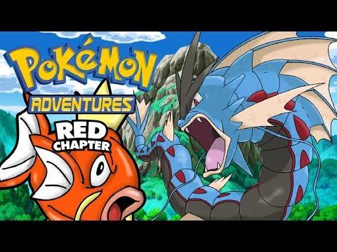 TEST DLA MAGIKARPA! MEGA GYARADOS! - Let's Play Pokemon Adventures Red Chapter #63