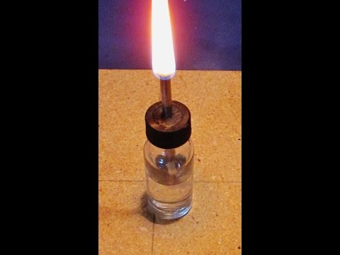 Mini Oil Lamp / Candle