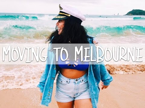 Studying Abroad in Australia at RMIT (Moving Vlog) | ASH x AUS Studying in Australia Vlog #1