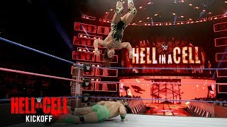 Shelton Benjamin makes his first pay-per-view appearance since 2010: WWE Hell in a Cell 2017 Kickoff