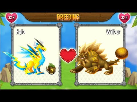 Electric Dragon vs Terra Dragon | Dragon City [Exclusive Breeding]