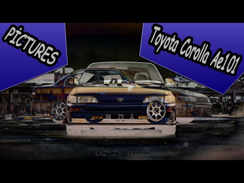 TOYOTA COROLLA AE101 | PİCTURES | CHASING PERFECTION: M