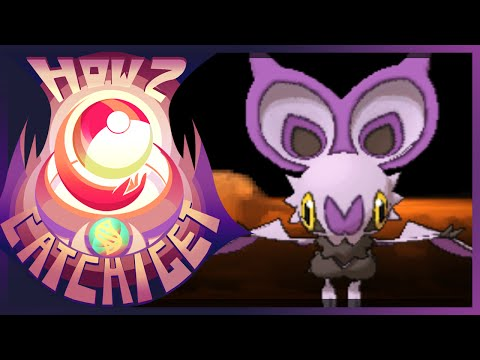 How & Where to catch/get: EASILY find Noibat in Pokemon X and Y [Before Victory Road]