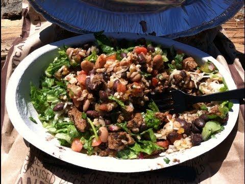 Chipotle Spicy Steak Burrito Bowl Review