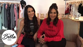 NEW WEDDING DETAILS emerge from a LIVE Q & A with Nikki and Brie at the Birdiebee launch party!
