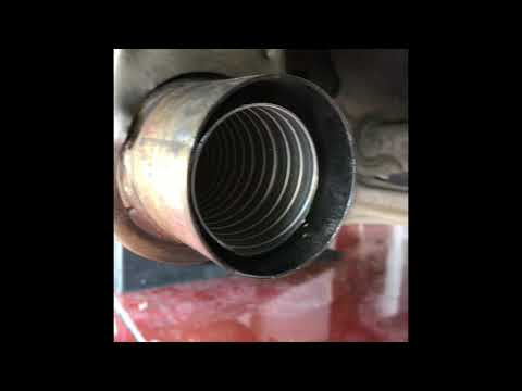 How to build a diesel muffler -