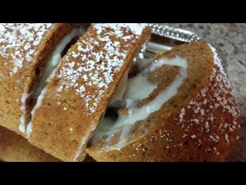 Sweet Cake Pumpkin Roll