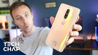 OnePlus 7 Pro ALMOND Limited Edition - Unboxing & GIVEAWAY!  | The Tech Chap