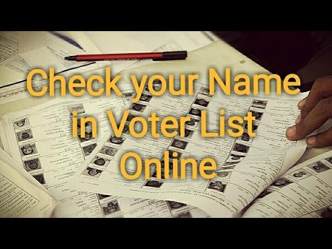 Tips- Check your Name in Voter List on smartphone (स्मार्टफोन से वोटर लिस्ट में app से नाम चैक करे)