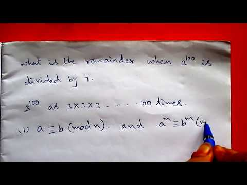 What is the reminder for 3 power 100 divided by 7 - Maths Tricks