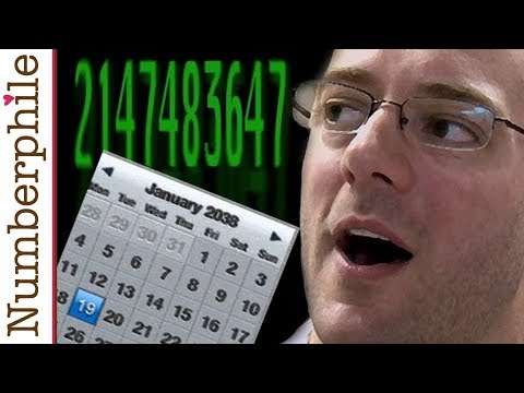 End of Time (Unix) - Numberphile