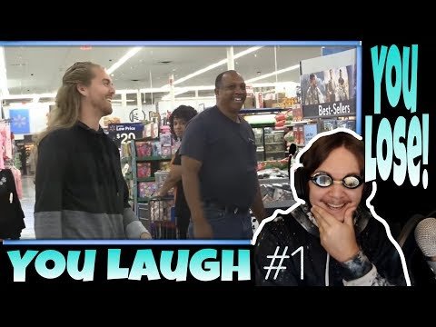 You Laugh You Lose! Viewer Submissions - January Edition