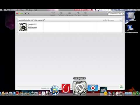 How to download & run Mac OS Lion 10.7 free games on Mac OS Snow Leopard 10.6.8
