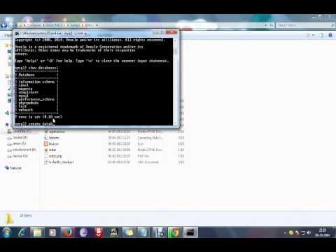 Wordpress installation on localhost xampp server