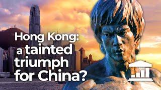 Can China DESTROY the Hong Kong Financial Centre? - VisualPolitik EN