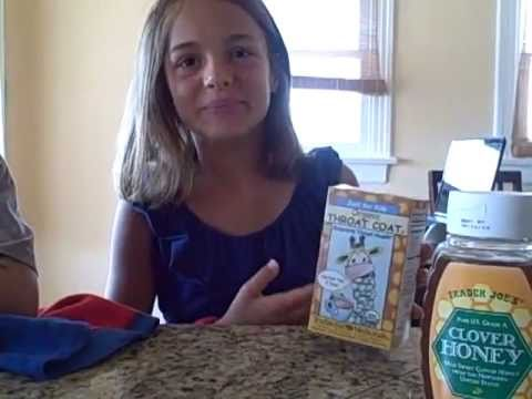 TPC for KidZ: How to Soothe a Sore Throat Naturally