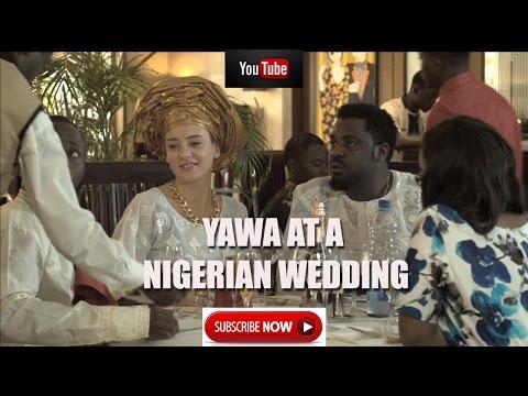 Yomi Black - Nigerian Wedding Wahala [ Skit ] Cover