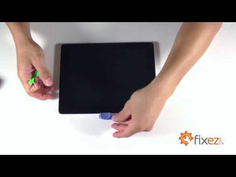 iPad 4 Charging Dock Port Repair