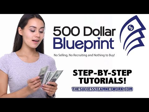500 Dollar Blueprint – Get Paid Paypal Daily To Take One Question Surveys!