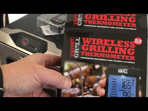 Expert Grill Wireless Grilling Thermometer Review