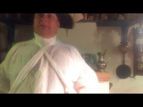 Cravat tutorial