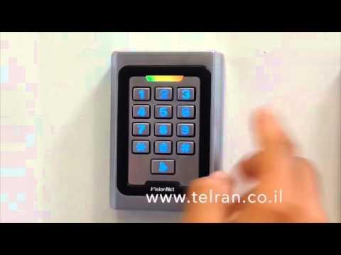 Access control KP+ proximity - k5 (560596) user code  programming