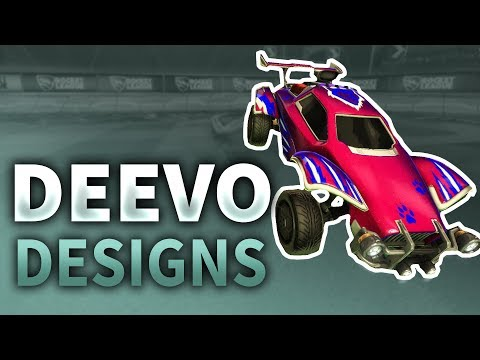 DEEVO CAR COLORS AND DESIGNS - Pro Player Designs