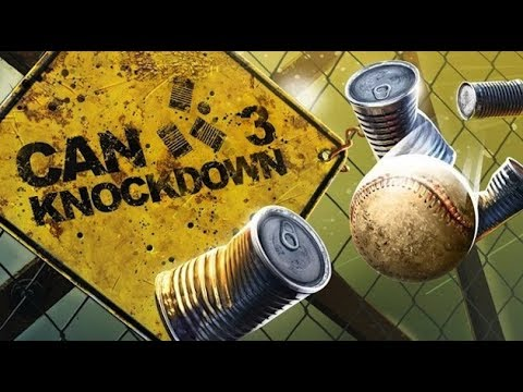 Can Knockdown: Power Plant Master Playing