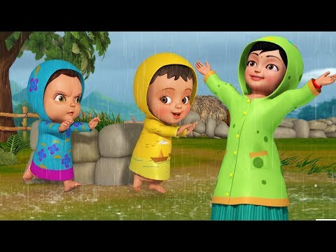 Brsti Hacche - Kids Song | Bengali Rhymes for Children
