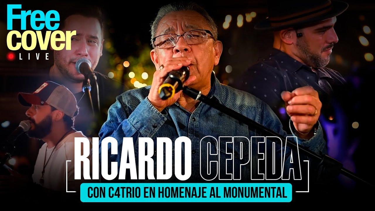 [Free Cover]  + @C4 Trio Ricardo Cepeda - Medley #2 Homenaje al Monumental