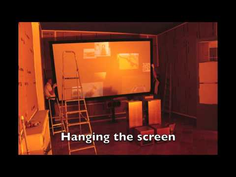 How to build a high end home cinema