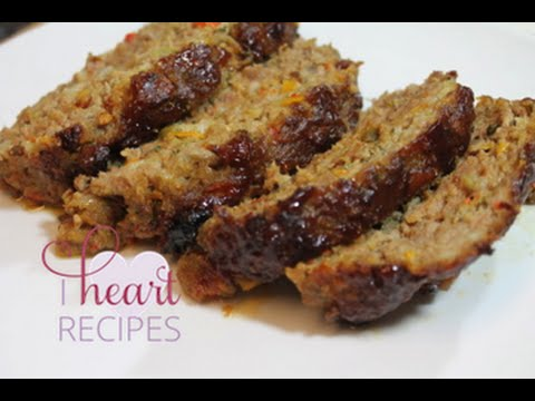 The BEST EVER Meatloaf Recipe : I Heart Recipes