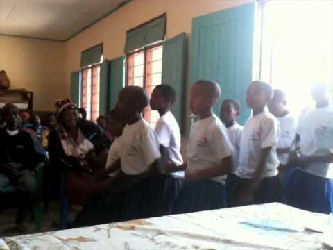 Celebrating Children's Parliament, Tanzania   World Vision Australia