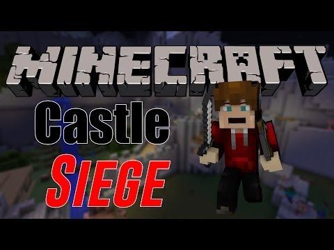 Minecraft Minigame: Castle Siege